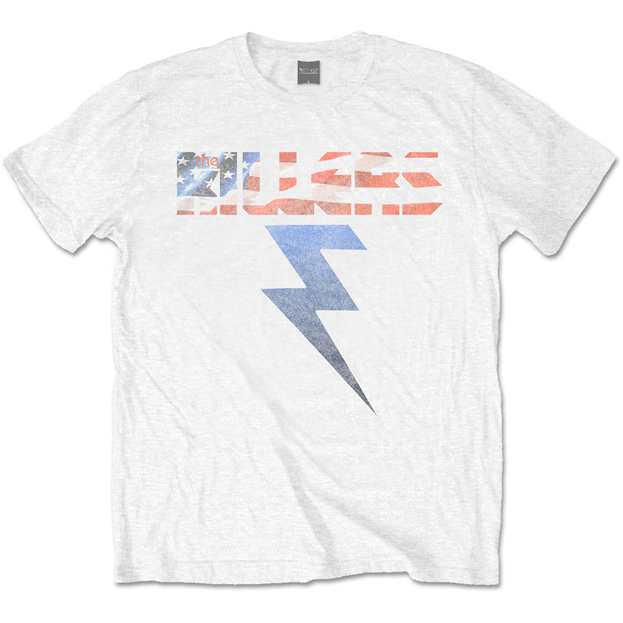 The Killers - Bolt - White t-shirt