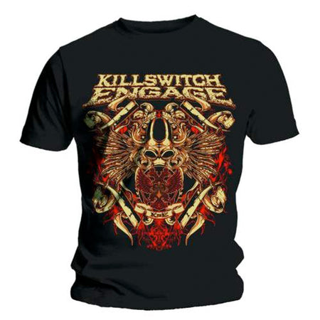 Killswitch Engage - Engage Bio War - Black t-shirt