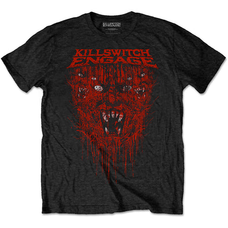 Killswitch Engage - Gore - Black t-shirt