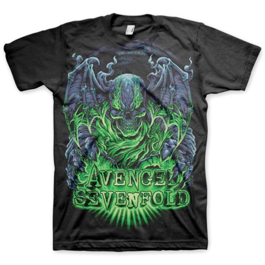 Avenged Sevenfold - Dare To Die - Black  T-shirt