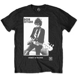 Bob Dylan - Blowing In The Wind - Black  T-shirt