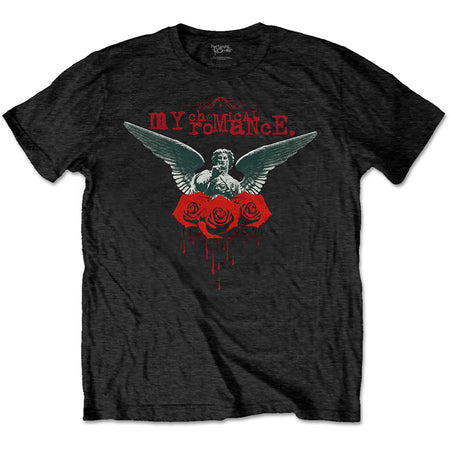 My Chemical Romance - Angel Of The Water  - Black t-shirt