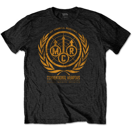 My Chemical Romance - Conventional Weapons  - Black t-shirt