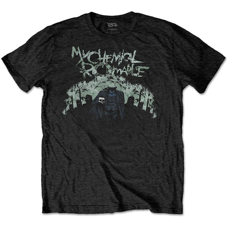 My Chemical Romance - Knight Procession  - Black t-shirt