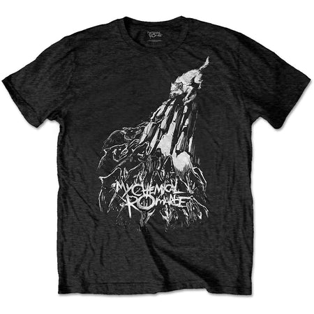 My Chemical Romance - The Pack  - Black t-shirt