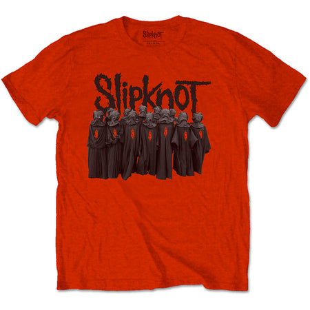 Slipknot - Choir - Red t-shirt