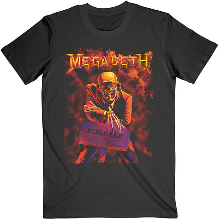 Megadeth - Peace Sells - Black t-shirt