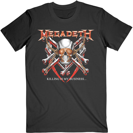 Megadeth - Killing Is My Business  - Black t-shirt