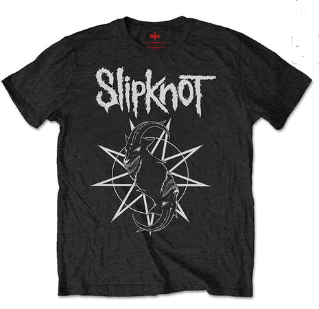 Slipknot - Goat Star - Black t-shirt