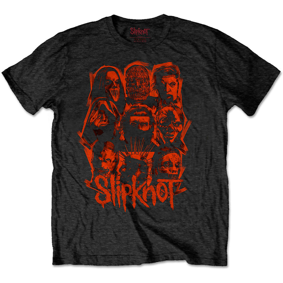 Slipknot - We Are Not Your Kind-Red Patch - Black t-shirt