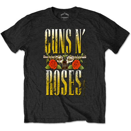 Guns N Roses - Big Guns - Black t-shirt