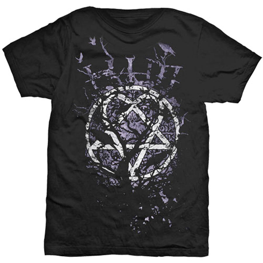 HIM - Crows - Black t-shirt
