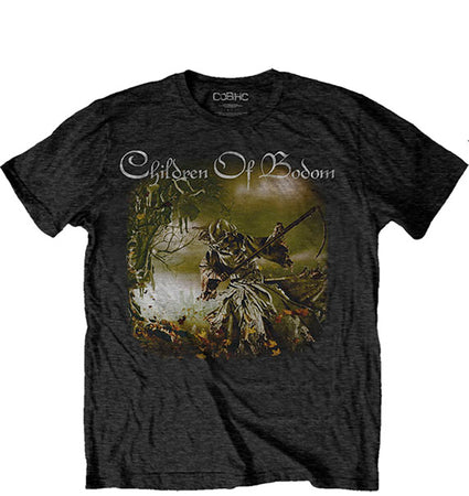 Children Of Bodom - Relentless - Black t-shirt