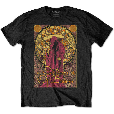 Children Of Bodom - Nouveau Reaper - Black t-shirt