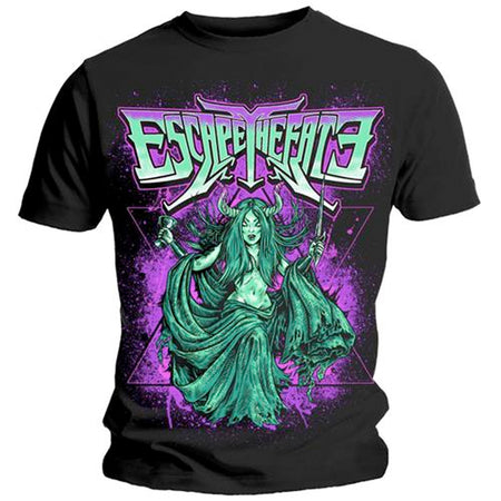 Escape The Fate - Priestess - Black t-shirt