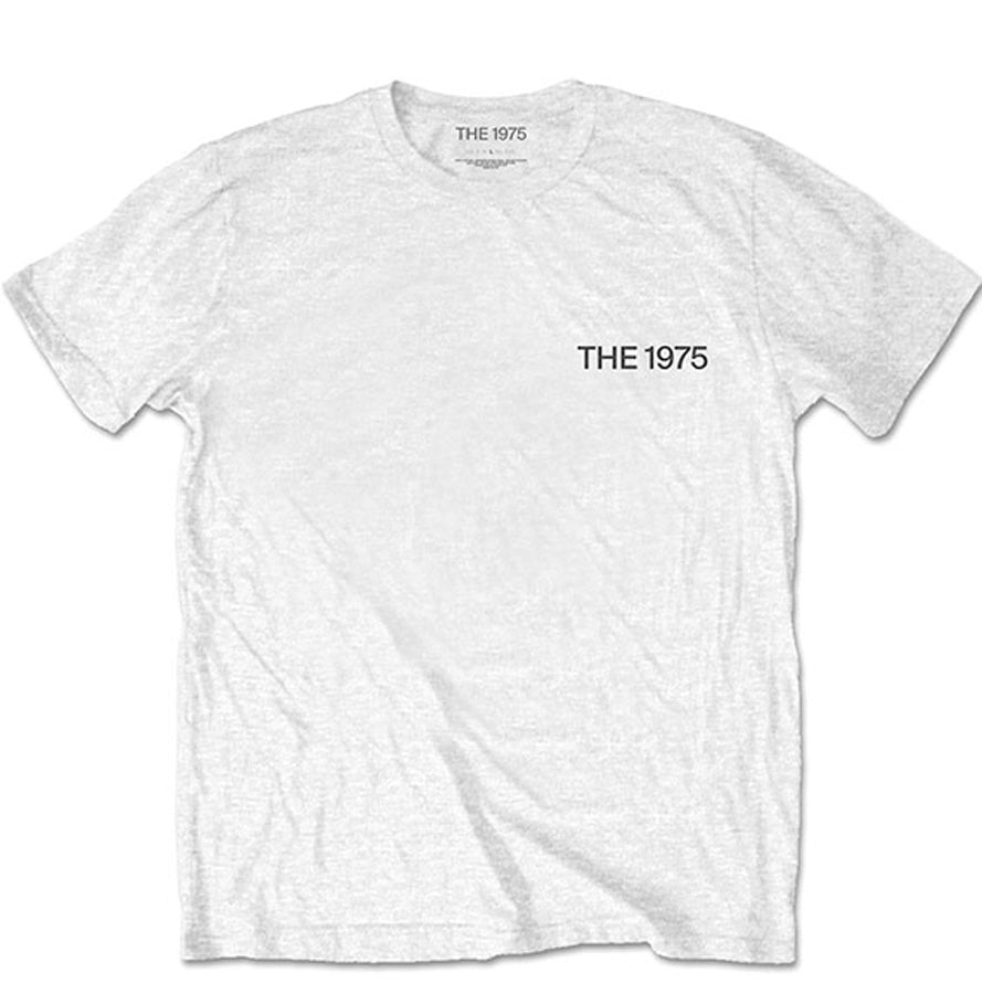 The 1975 - ABIIOR Welcome Welcome with Back Print - White t-shirt