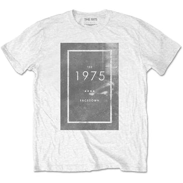 The 1975 - Facedown - White t-shirt
