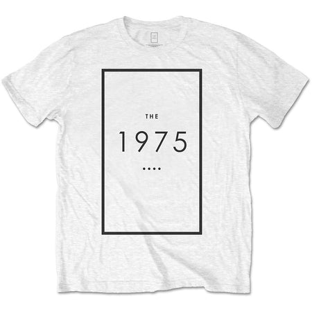 The 1975 - Original Logo - White t-shirt