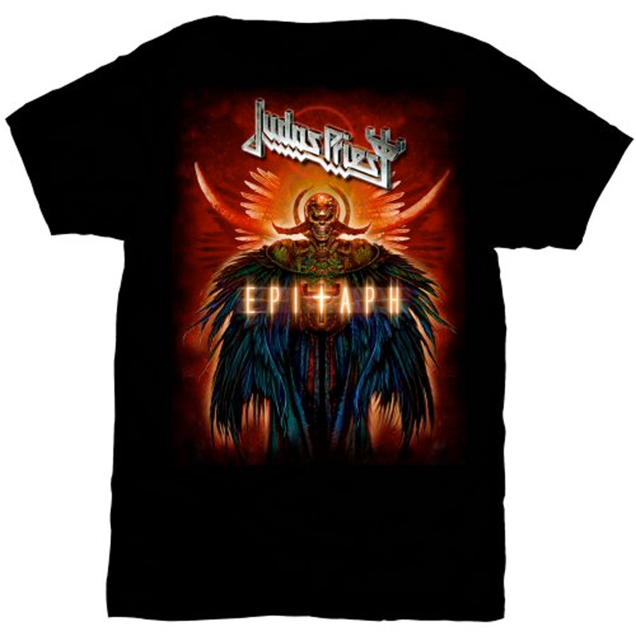 Judas Priest - Epitaph Jumbo - Black t-shirt