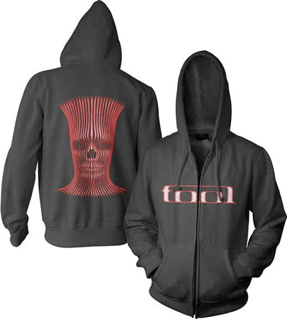 Tool-X-Ray Man Zip Up Hoodie