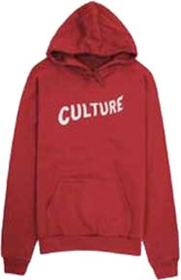 Migos - Culture - Red Hooded Sweatshirt