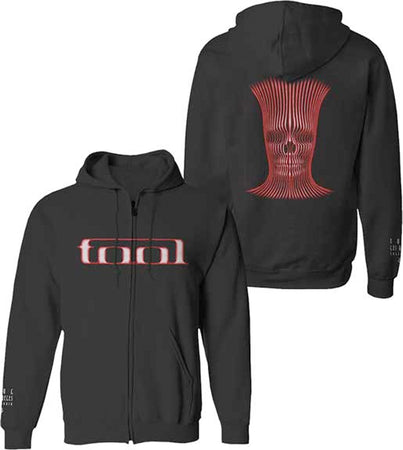 Tool - X-Ray Man - Zip Up Hooded Sweatshirt