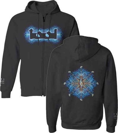 Tool - Nerve Ending - Zip Up Hooded Sweatshirt