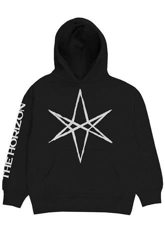 Bring Me The Horizon - HEX PHSH - Pullover Black Hooded Sweatshirt