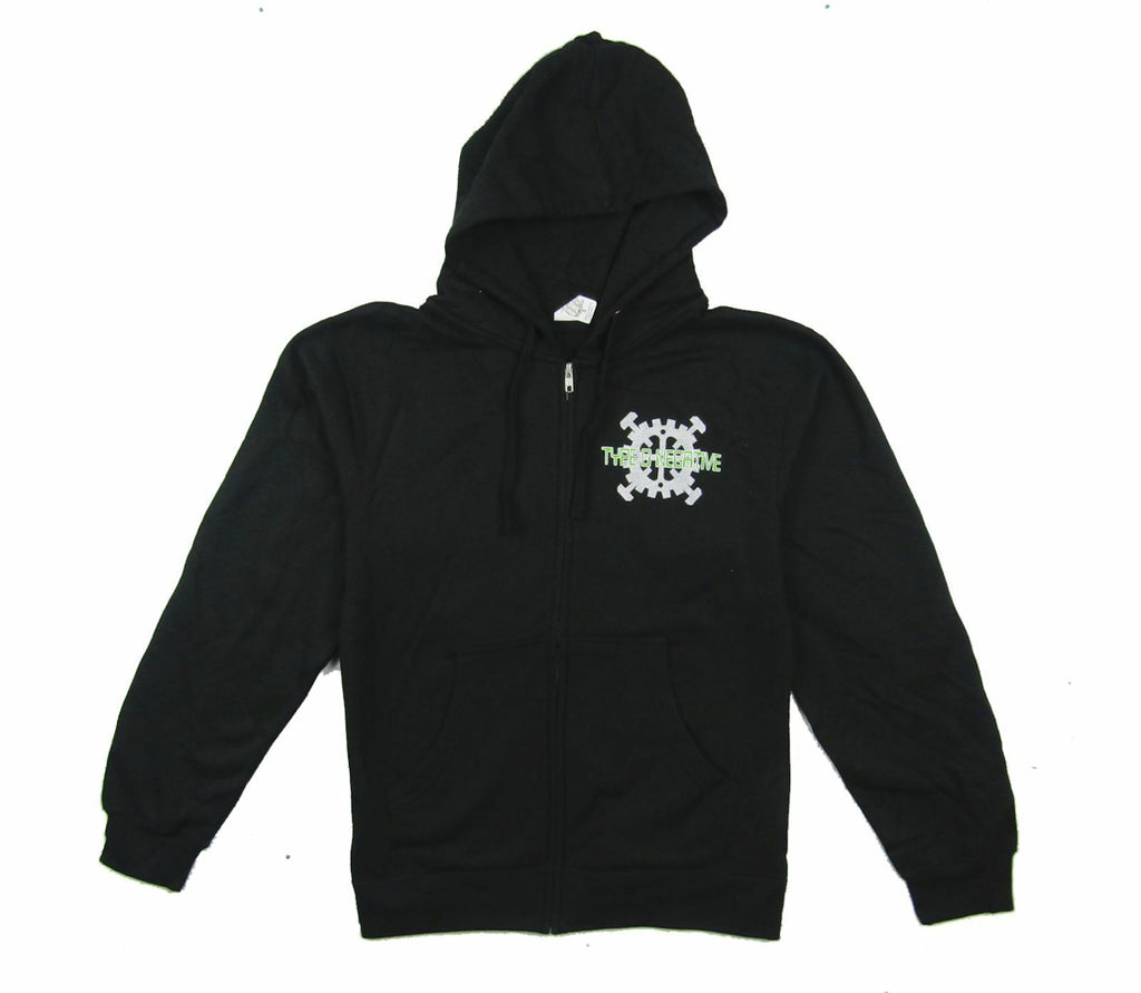 Type O Negative -  Slow Electrakill -  Zip Up Hoodie