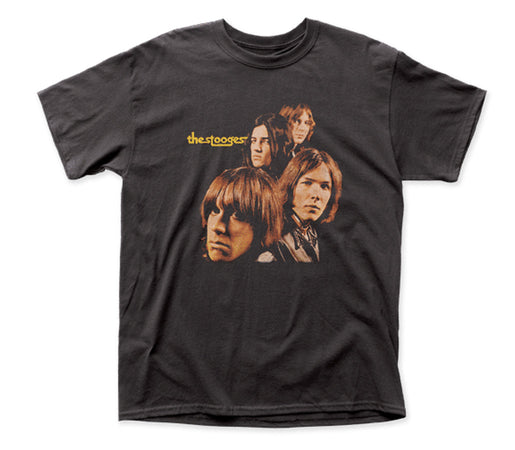 Iggy Pop - The Stooges - Black  t-shirt
