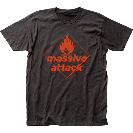 Massive Attack - Blue Lines - Black t-shirt