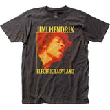 Jimi Hendrix - Electric Ladyland - Black t-shirt