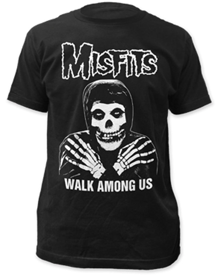 Misfits - Walk Among Us - Black t-shirt