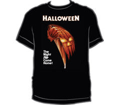 Halloween Night He Came Home  t-shirt