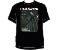Halloween One Good Scare  t-shirt