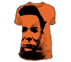 Halloween Splatter Monster print   t-shirt