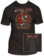 Jethro Tull 75 Tour men's fitted t-shirt