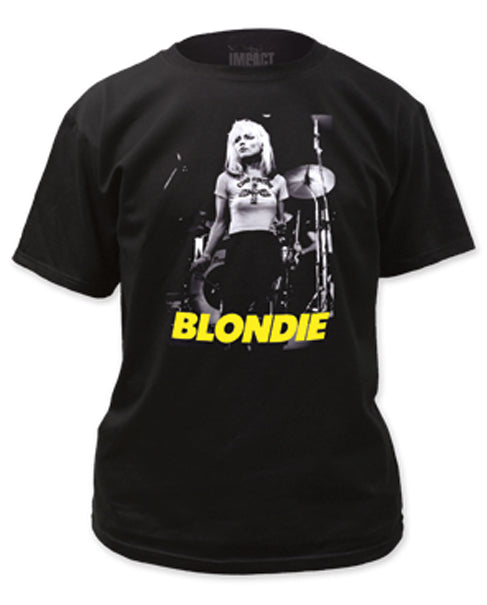 Blondie Debbie Harry Funtime T-shirt