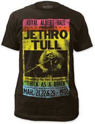 Jethro Tull Royal Albert Hall men's fitted t-shirt