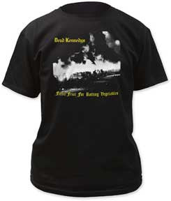 Dead Kennedys Fresh Fruit For Rotting Vegatables Black t-shirt