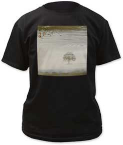 Genesis Wind and Wuthering Black t-shirt