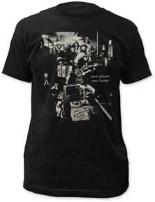 Bob Dylan-Basement Tapes -Black Lightweight t-shirt