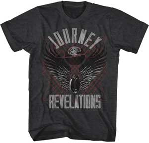 Journey Revelations Black t-shirt