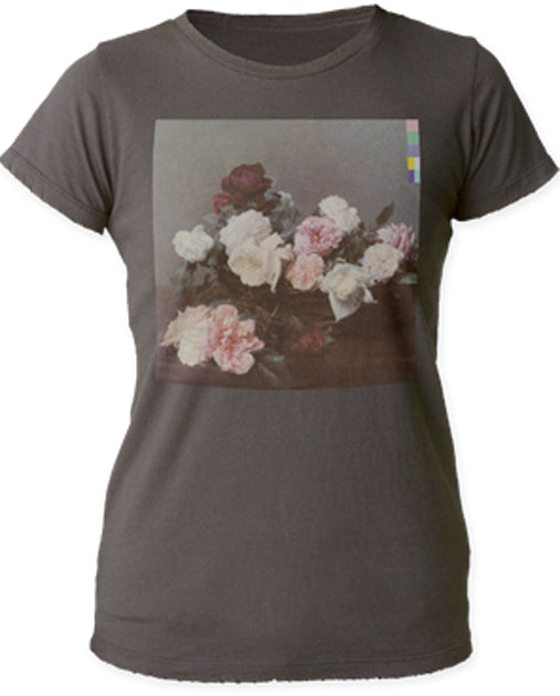New Order-Power Corruption & Lies Image-No title-Black t-shirt