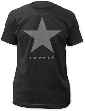 David Bowie Blackstar Black t-shirt