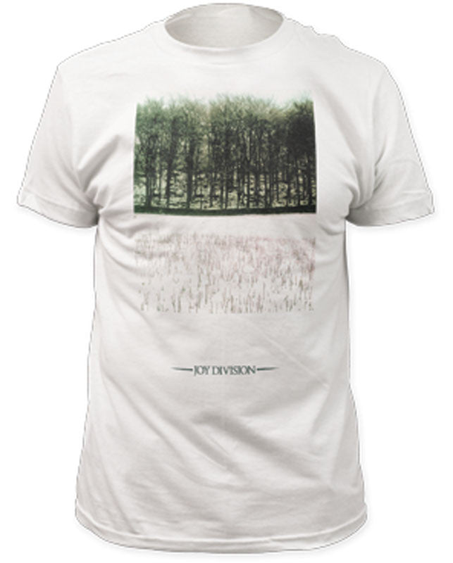Joy Division-Atmosphere-White T-shirt