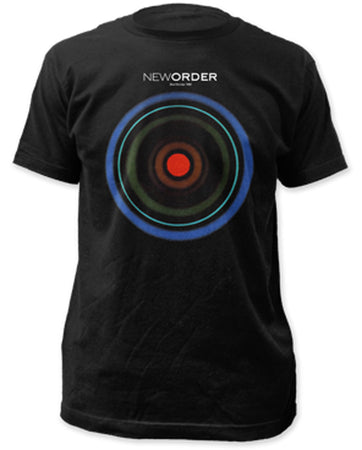 New Order-Blue Monday-Black t-shirt