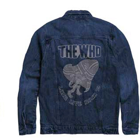 The Who - Logo - Denim Jacket
