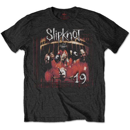 Slipknot - Debut Album-19 Years-KIDS SIZE Black T-shirt