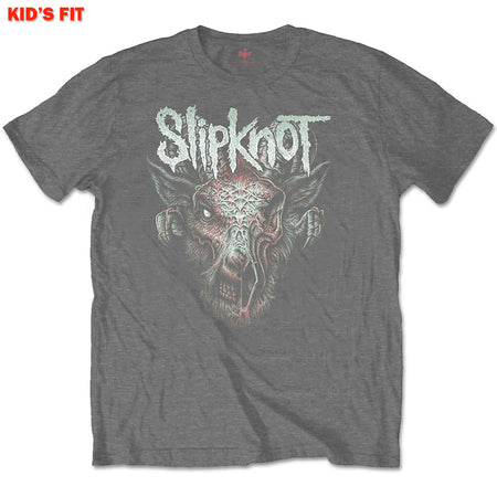 Slipknot - Infected Goat-KIDS SIZE Charcoal T-shirt
